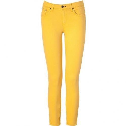 Rag & Bone Capri Jeans with Zipper