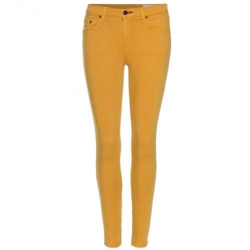 Rag & Bone Zipper Capri 7/8-Jeans
