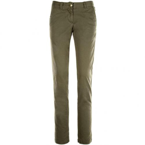 Replay Chino Straight Fit Khaki