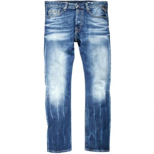 Replay Herren Jeans Jennon 118 007 Flat Finish