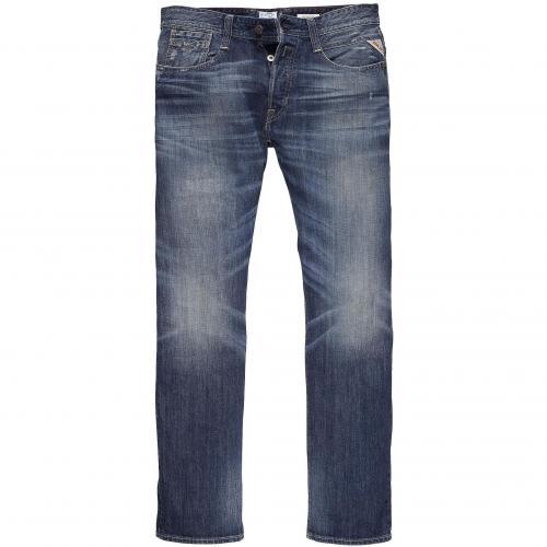 Replay Herren Jeans Newdoc