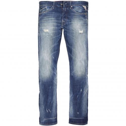 Replay Herren Jeans Waitom