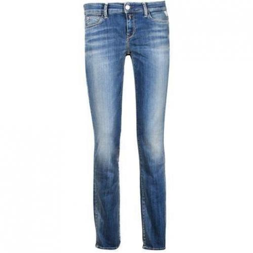 Replay - Hüftjeans Modell Pearl 335920 011 Farbe Blaue Waschung