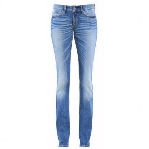 Replay - Hüftjeans Modell Pearl 373921 Farbe Blau