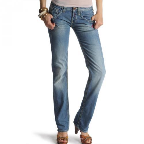 Replay Jeans, blau Denim Washed