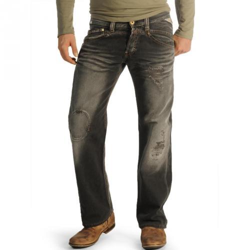 Replay Jeans, grau