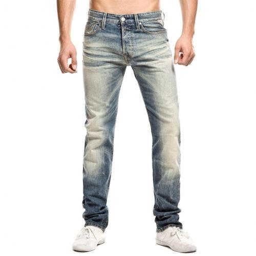 Replay Jennon Jeans Dark Used Slim Fit