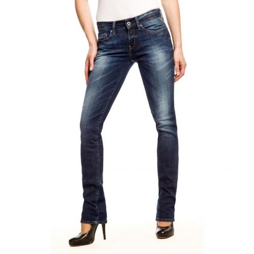 Replay Pearl Jeans Dark Used Straight Fit