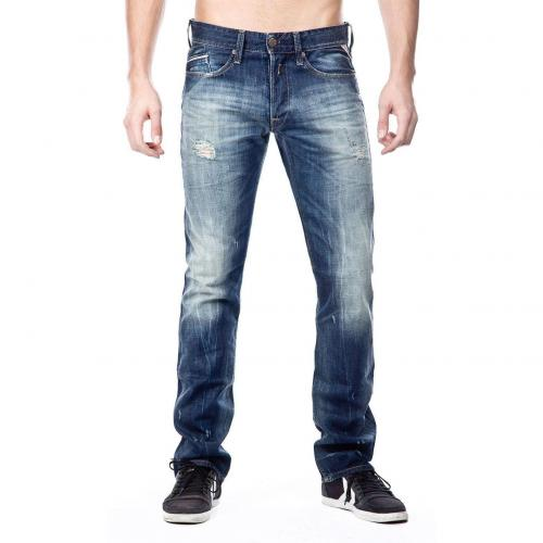Replay Waitom Jeans Slim Fit Destroyed