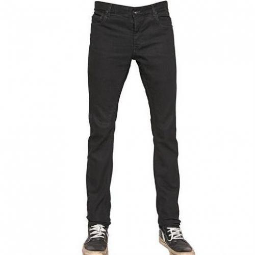 Rick Owens - 19Cm Detroit Cut Washed Denim Jeans