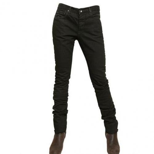 Rick Owens - Enge Ungewaschene Denim Jeans