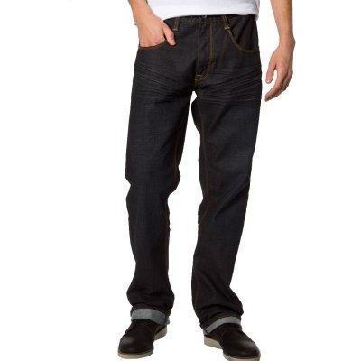 Rocawear TONY Jeans super blau wrinkeled