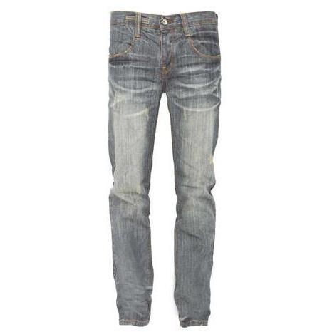 Rocawear - Relaxed Fit Doubler R T Wild West Wash Blaue Was