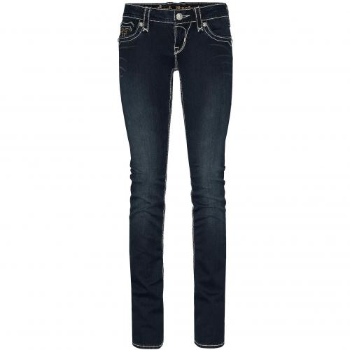 Rock Revival Damen Jeans Debbie