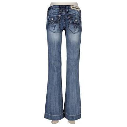 Rock Revival Flared-Jeans Elizabetz