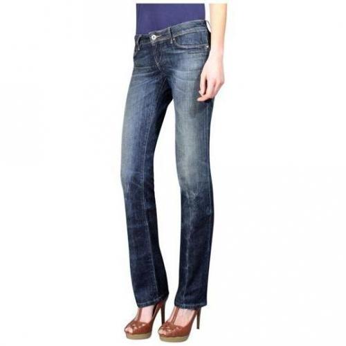Salsa Jeans - Boot Cut Modell 92112 Wonder 824 CBCFQ Farbe Blaue Waschung