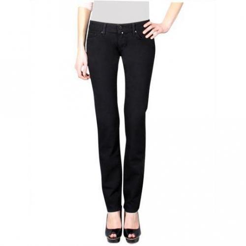 Salsa Jeans - Hüftjeans Modell 92111 Wonder 668 A Farbe Schwarz