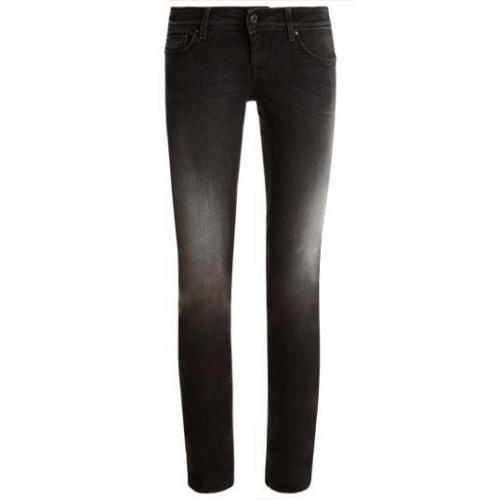 Salsa Jeans - Skinny Modell 1st Level 668CBC Farbe Schwarz
