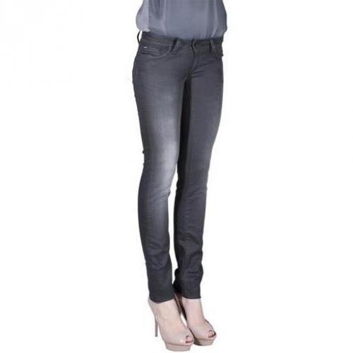 Salsa Jeans - Slim Modell 92101 Wonder 826 Cbcf Farbe Schwarz