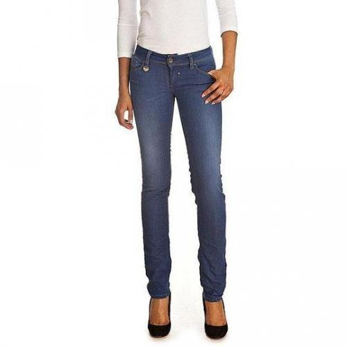 Salsa Jeans - Slim Modell 92111 Wonder 482 8176 Farbe Blau