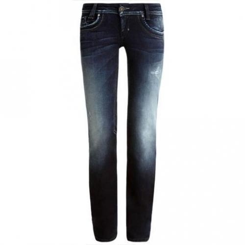Salsa Jeans - Slim Modell Shape Up 878CBFR Farbe Blaue Waschung