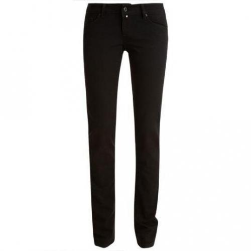 Salsa Jeans - Slim Modell Wonder 668A Farbe Schwarz