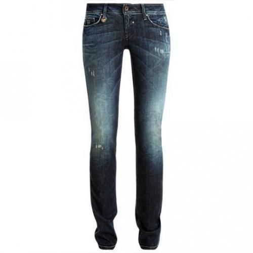 Salsa Jeans - Slim Modell Wonder 873A Farbe Blau