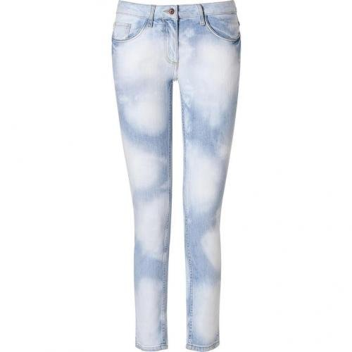 Sandro Light Denim Used Jeans