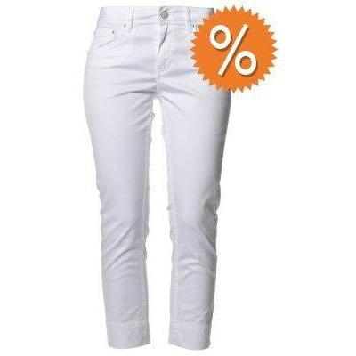 School Rag PALY SATIN Jeans blanc