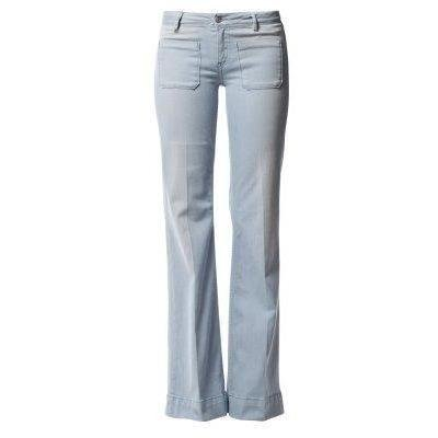 School Rag PLUMY WIDE Jeans fripp/indigo clair