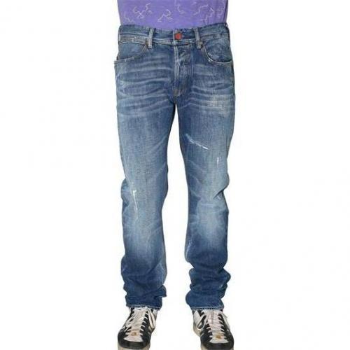 Seal Kay - Denim Jeans Mit Flecken