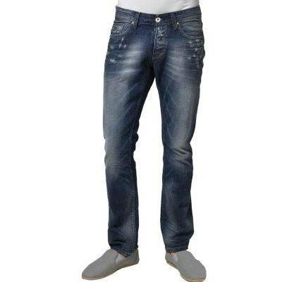 Selected Homme THREE ANDY Jeans denim blau
