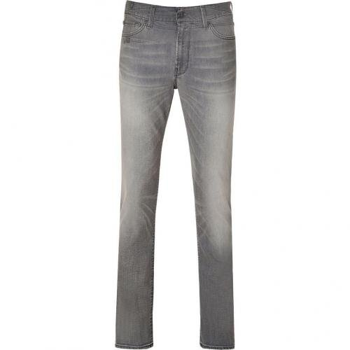 Seven for all Mankind Baltimore Grey Slimmy Jeans