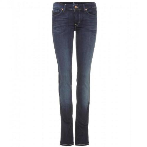 Seven For All Mankind Kaylie Slim-Fit Bootcut Jeans