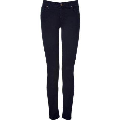 Seven for all Mankind Nightblue Skinny Pants Gwenevere