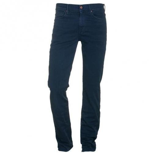 Seven For All Mankind Slimmy Blau