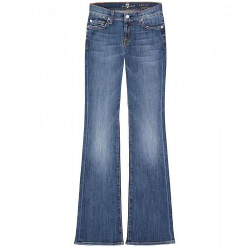 Seven For All Mankind The Skinny Bootcut Jeans