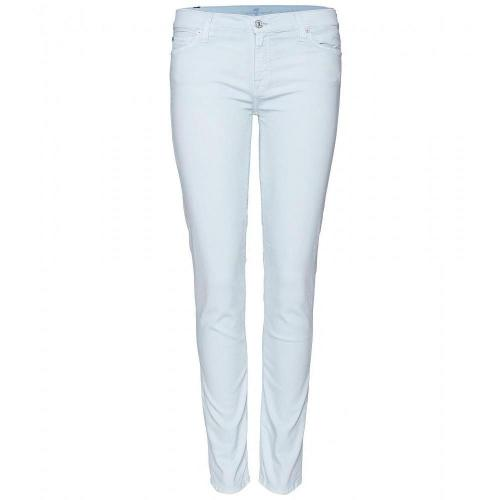 Seven For All Mankind The Skinny Light Drill Stretch-Jeans