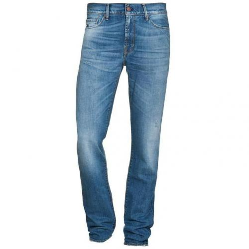 Seven For All Mankind Used Blau