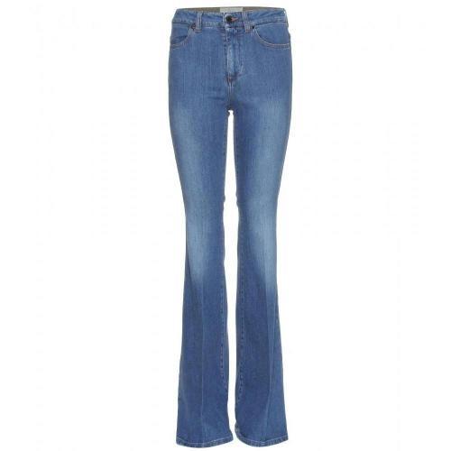 Stella McCartney Jeans Mit Ausgestelltem Bein