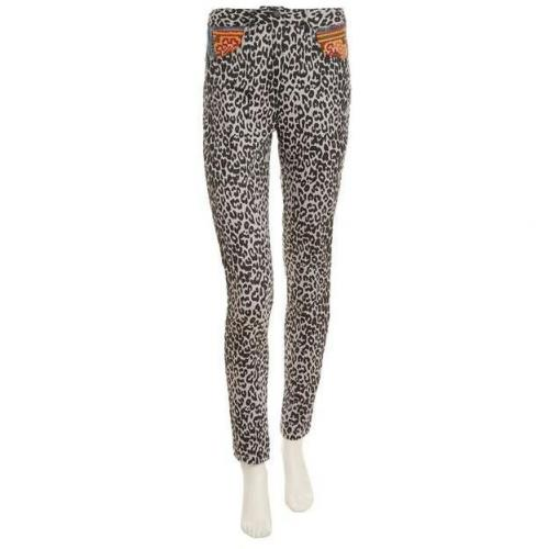 THU THU Jeans Sapa Leopard