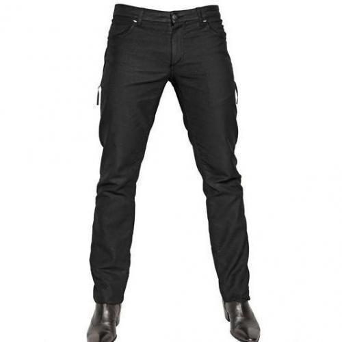 Tom Rebl - 18Cm Matte Denim Jeans