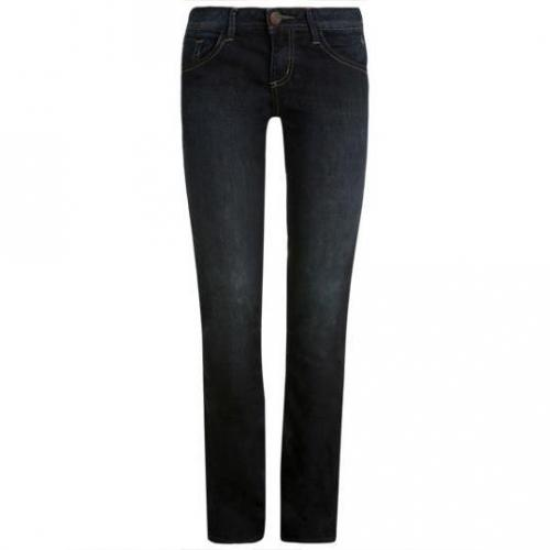 Tom Tailor - Boot Cut Modell Deep Blue Carrie Dark Indigo Farbe Blau