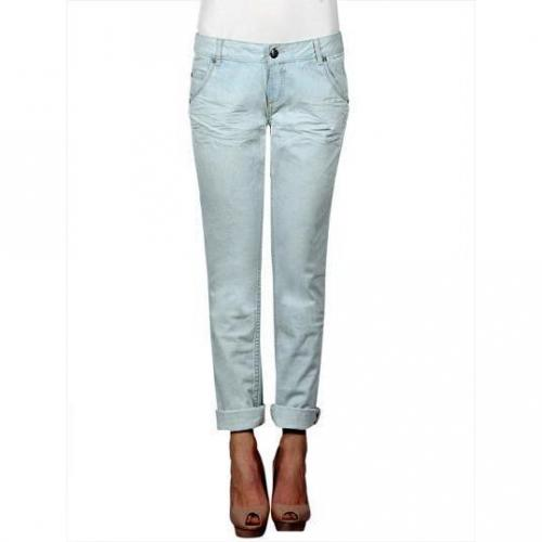 Tom Tailor - Boyfriend Modell Chino Light Stonewash Farbe Helle Waschung
