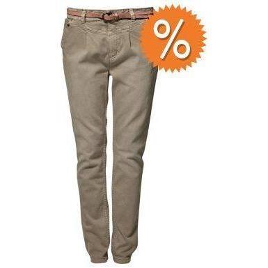 Tom Tailor Denim LOW CROTCH Jeans champange grau