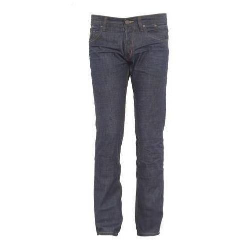 Tom Tailor - Slim Slim Straight Raw Denim Dunkelblau