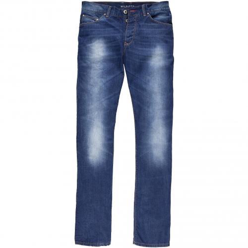 Tommy Hilfiger Herren Jeans Mercer Coopers Blue