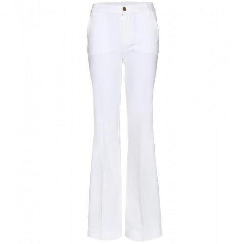 Tory Burch High Rise Flare Jeans