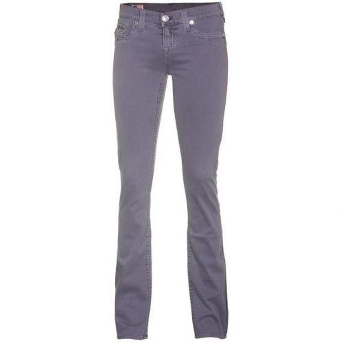 True Religion Billy Straight Leg Schwarzberry