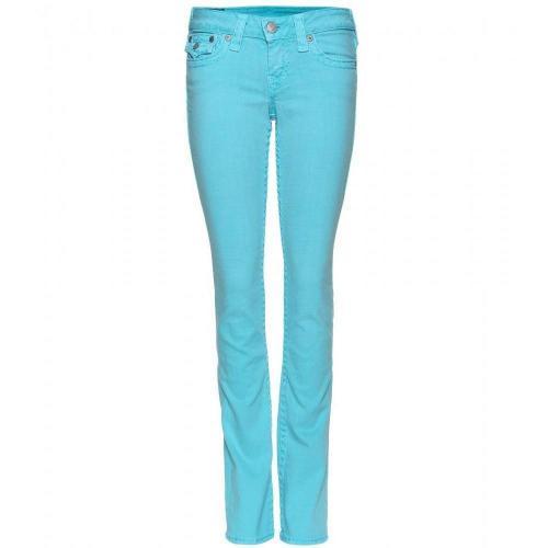 True Religion Billy Super T Rustic Straight Leg Jeans
